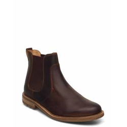 Clarks Foxwell Top Shoes Chelsea Boots Braun CLARKS Braun 42,43,44,45,40