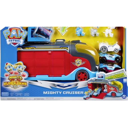 PAW Patrol Mighty Pups Super Paws Mighty Cruiser