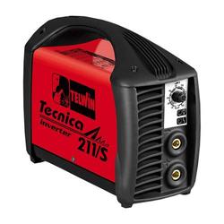 Telwin Tecnica 211/S MMA / WIG Schweißgerät Elektrodenschweißgerät 15-180 A 230V
