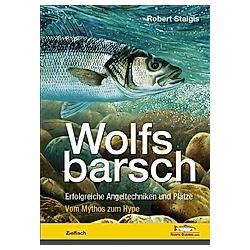 Wolfsbarsch. Robert Staigis  - Buch