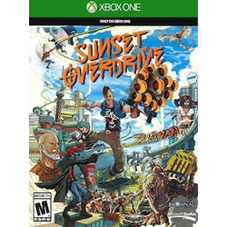 Sunset Overdrive (Xbox One) - Xbox Live Key - GLOBAL