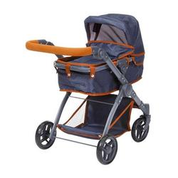 knorr® toys Puppenwagen Kio - dark blue