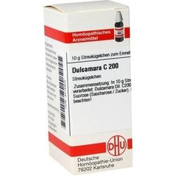 DULCAMARA C 200 Globuli 10 g