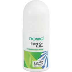 RÖWO® Sport-Gel, entzündungshemmend, lindert Schmerzen, 50 ml - Roller