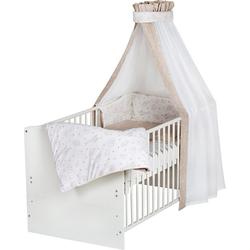 Babybettwäsche, Schardt natur