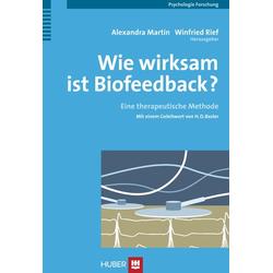 Wie wirksam ist Biofeedback? als Buch von