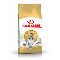 ROYAL CANIN Norwegian Forest Cat Adult Trockenfutter für Norwegische Waldkatzen 400 g