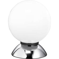 ACTION PLUTO 834201010120 Tischlampe LED E14 9W Chrom