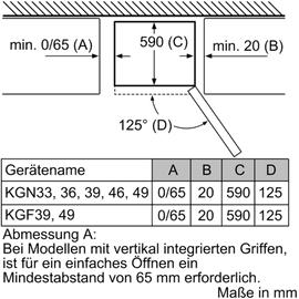 Bosch Serie 6 KGN49AI40