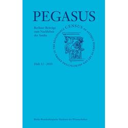 Pegasus / Pegasus 12: eBook von
