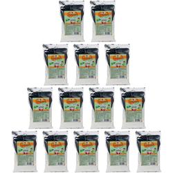 LANDFLEISCH Trockenfutter Softbrocken Ente, 14 Beutel á 200 g