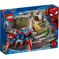Lego Marvel Super Heroes Spider-Man vs. Doc Ock 76148
