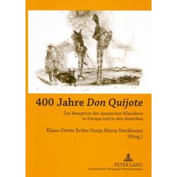 400 Jahre Don Quijote als Buch von