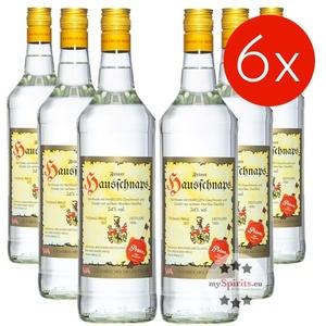 Prinz Hausschnaps 34 % Vol. 1l - 6 Flaschen