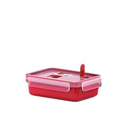 Emsa Mikrowellenbehälter Mikrowellendose Clip Micro, Kunststoff 800 ml