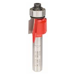 BOSCH Nut-Fräser Abrundfräser 8 mm. D 16.7 mm. R1 2 mm. L 12.7 mm.