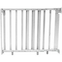 Roba Treppenschutzgitter 79-118 cm weiß