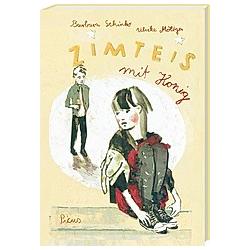 Zimteis mit Honig. Barbara Schinko  - Buch