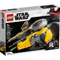 Lego Star Wars Anakins Jedi Interceptor 75281