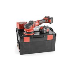 Flex XCE 8 125 18.0-EC/5.0 Set Akku Exzenter Poliermaschine mit Zwangsantrieb