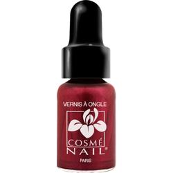 NAGELLACK Cosmenail 115 rot metallic 5 ml