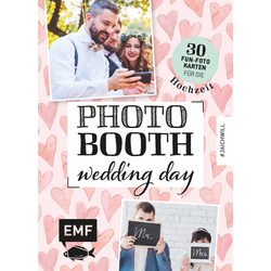 Photo Booth - Wedding Day