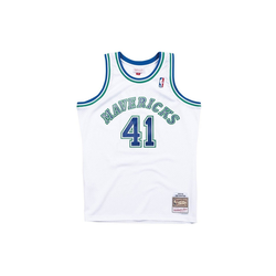 Mitchell & Ness Basketballtrikot Swingman Jersey Dallas Mavericks 199899 Dirk Nowitzki XXL