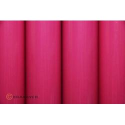 Oracover 21-024-010 Bügelfolie (L x B) 10m x 60cm Pink
