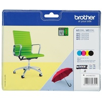 Brother LC-229XL CMYK
