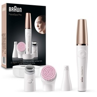 Braun FaceSpa Pro 912 weiß/bronze
