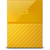 Western Digital My Passport 4TB USB 3.0 gelb (WDBYFT0040BYL-WESN)