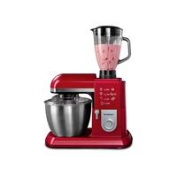 SILVERCREST® Profi-Küchenmaschine SKMP 1300 B3, rot
