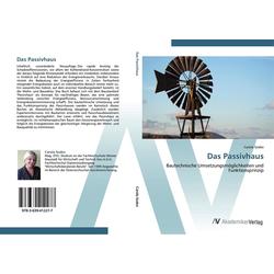 Das Passivhaus als Buch von Carola Szabo