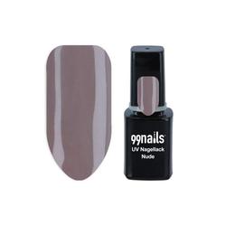 UV Nagellack - Nude 12ml - UV Lack Gel Nagellack Gellack Gel Lack Led Nagellack Grau