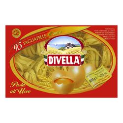 (3.98 EUR/kg) Divella Tagliatelle all'Uovo N°95  - 500 g