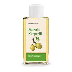 Marula-Körperöl