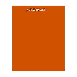 Alfred Haller. Alfred Haller  - Buch