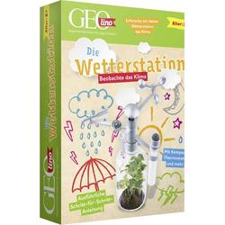 Franzis Verlag 67104 GEOlino - Wetterstation Bausatz ab 8 Jahre
