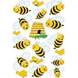 Sticker Magic Bienen 3D Flügel VE=1 Blatt