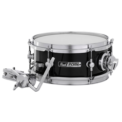 Pearl SFS10/C31 Short Fuse Snare Drum Jet Black