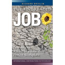 The Undreaded Job als Buch von Richard Brislin