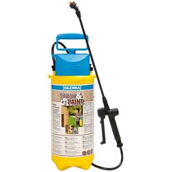 Gloria Drucksprühgerät Spray&Paint, 5 Liter, für Lasuren, Lacke und Öle auf Wasserbasis