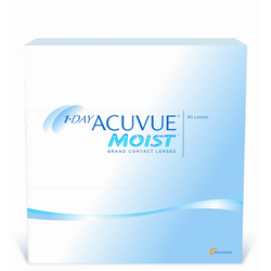 1-Day ACUVUE Moist, Johnson & Johnson (90 Stk.)