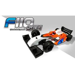 Serpent F110 - SF4 1:10 RC Modellauto Elektro Bausatz