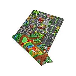 Wende-Spielteppich 100 x 190 cm