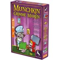 Pegasus Spiele Munchkin Grimme Mären