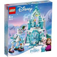 Lego Disney Elsas magischer Eispalast (43172)