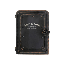 KARE Aufbewahrungsbox Schlüsselkasten Safe