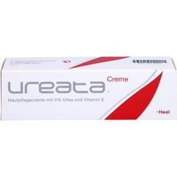 UREATA Creme mit 5% Urea und Vitamin E 50 g