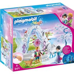 Playmobil® Spielfigur PLAYMOBIL® 9471 Kristalltor zur Winterwelt